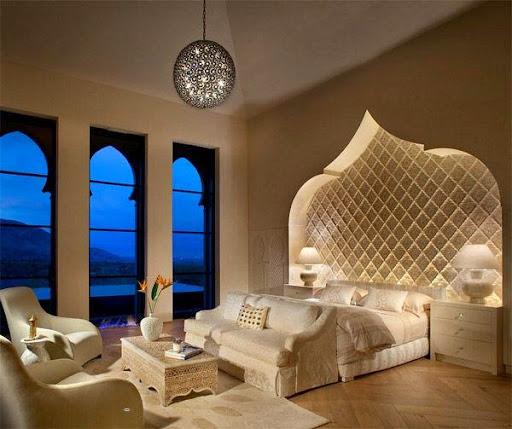 Thiết kế phòng ngủ kiểu Âu cho mùa thu đông ấm áp-9