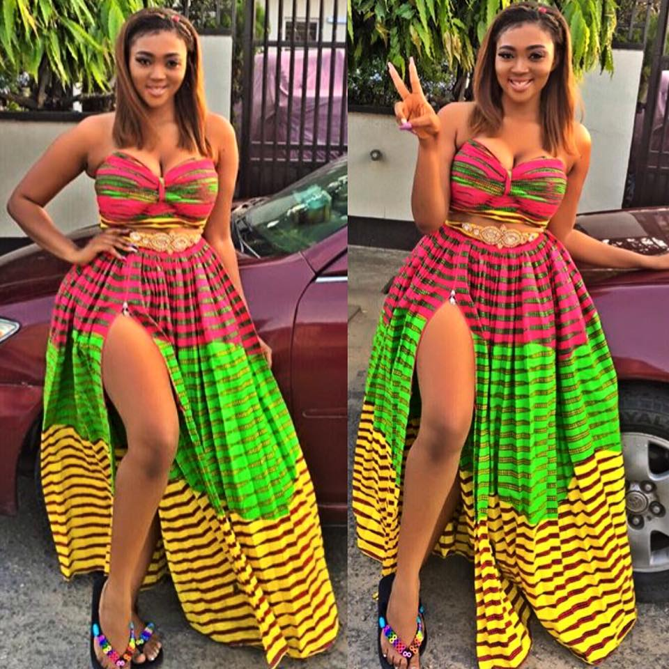 maxi skirts african fashion 2017  Inspiration