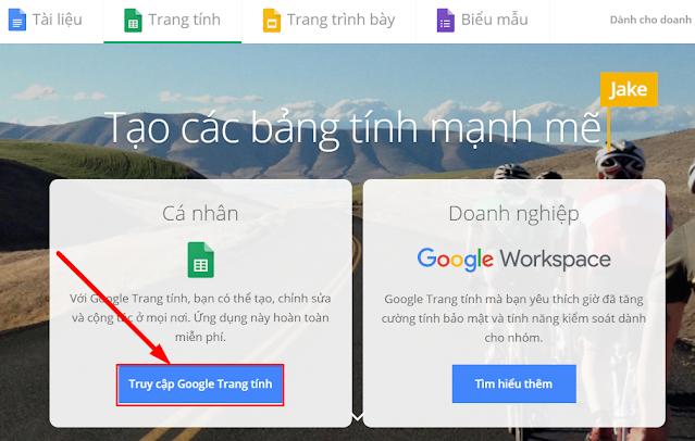 Tạo ngay 6 màu cầu vòng toàn bộ hàng cột Google Sheets siêu pro