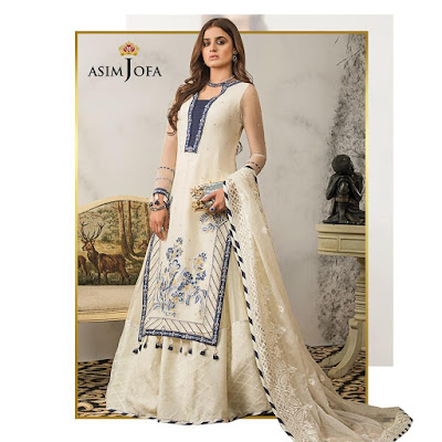 Asim Jofa lunches Ready to Wear Inara Collection
