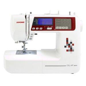 Buy Janome TXL607 Sewing Machine