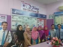 Lawatan Penandaaras Ke SMK Cheras Dari Guru Kaunseling PPD Tangkak, Johor.