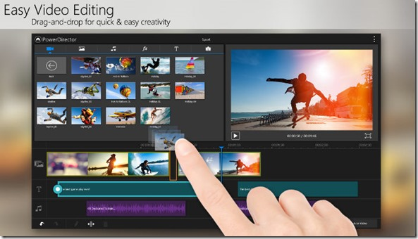 video mixing android