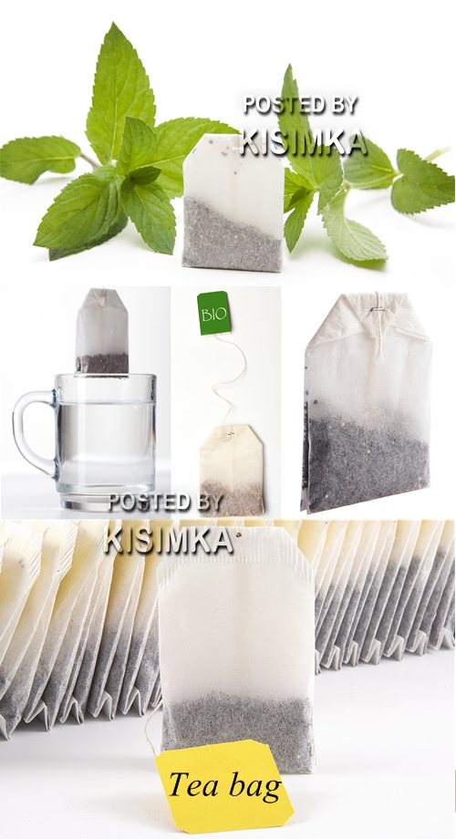 Stock Photo: Tea bag
