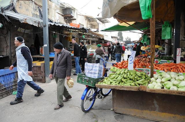 ramle souk, Ramla market, Israel