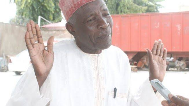 Mark my word, Come 2023 Buhari will surely dissapoints you,-Buba Galadima Tells Tinubu