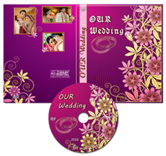 indian wedding dvd cover psd 1