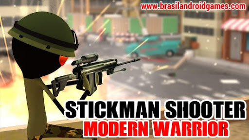 Stickman Shooter : Modern Warrior APK