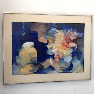 Sandra Baker Signed Painting #2