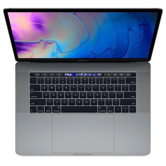 Apple MacBook 15.4-Inch, 512GB SSD,16GB, 4GB VGA-Radeon Pro 560x, EN-AR Keyboard, macOS, Space Gray, International Version