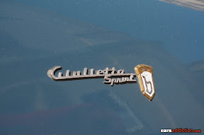 Alfa Romeo Giulietta Sprint by Bertone