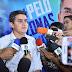 """O pré-candidato ao Governo do Amazonas, David Almeida, diz que está sendo vítima de """"fake news"""" e adianta que vai acionar Justiça"""