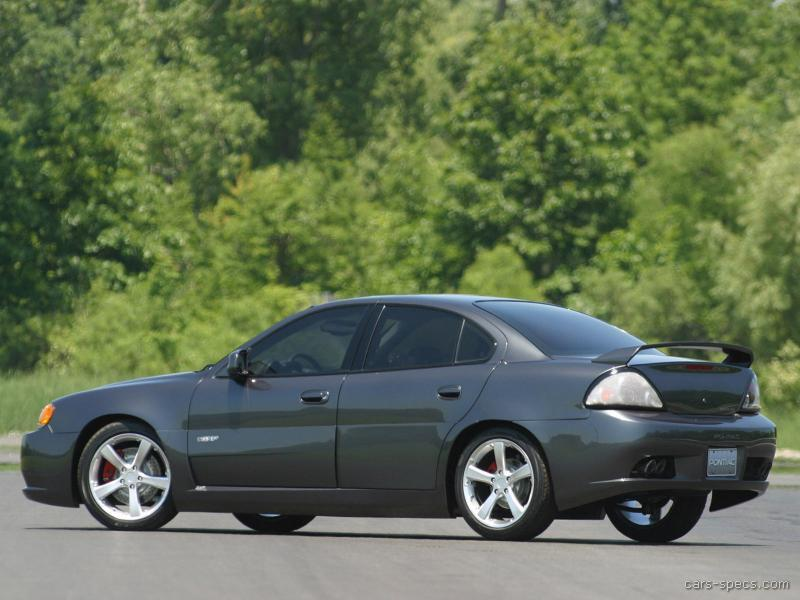 2006 pontiac grand prix gxp specifications pictures prices. Black Bedroom Furniture Sets. Home Design Ideas