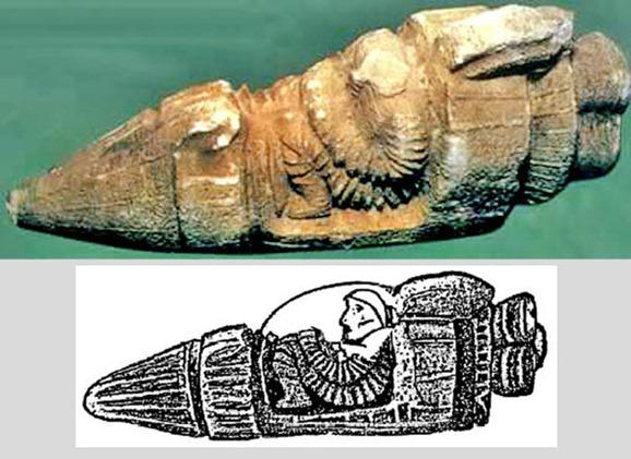 Vimanas, incríveis navios voadores que visitaram nosso planeta há mais de 6000 anos diz a historia Indiana 01