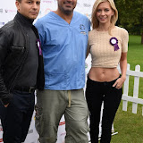 OIC - ENTSIMAGES.COM - Pasha Kovalev, TV Vet Mark Abraham and Rachel Riley at the  PupAid Puppy Farm Awareness Day 2015 London 5th September 2015 Photo Mobis Photos/OIC 0203 174 1069