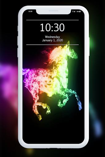 Glowing Wallpaper 1.0 screenshots 8