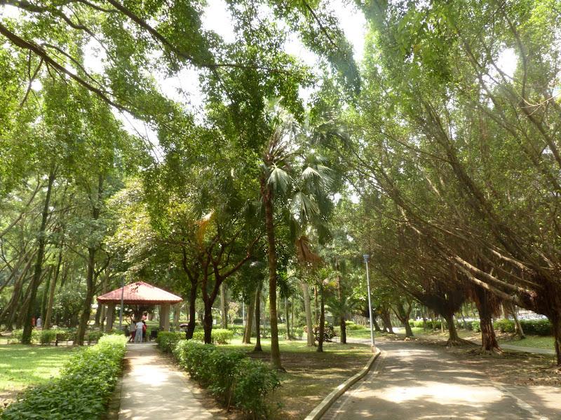 Taipei. Le parc Sanli et un évenement contre les mines dans le monde - mines%2B003.JPG