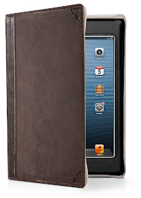 Twelve South BookBook for iPad mini Vintage Brown