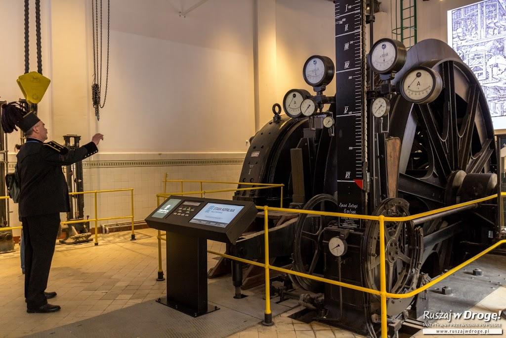 Stara Kopalnia w Wałbrzychu - ekspozycje w zrewitalizowanych wnętrzach