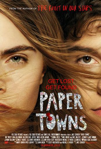 Paper Towns (2015) เมืองกระดาษ