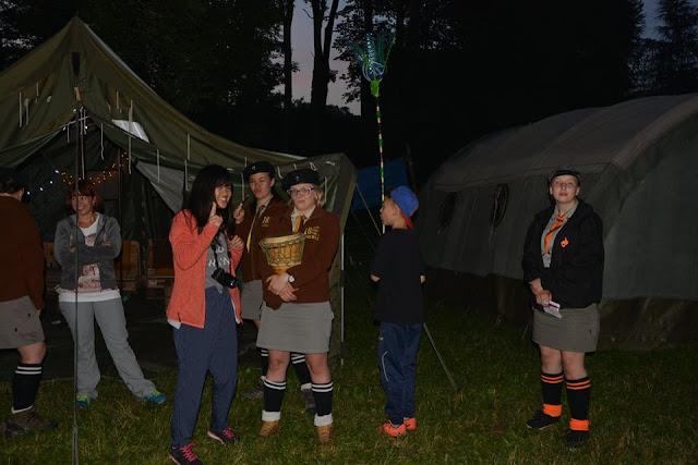 Obóz harcerski w Woli Michowej - 13716251_1392495567446218_2920550118484273811_n.jpg
