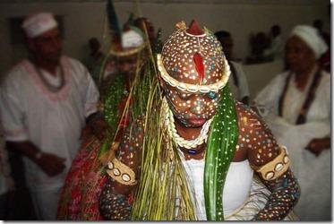 Yawo - adosu - adoxu - galinha dangola - candomblé - umbanda - religião - santeria - Ifá