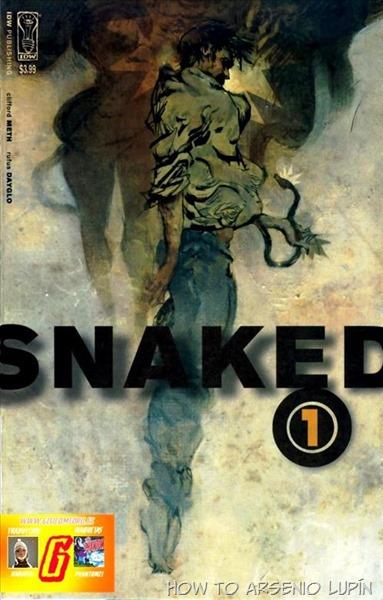 P00001 - Snaked #1 (de 3)
