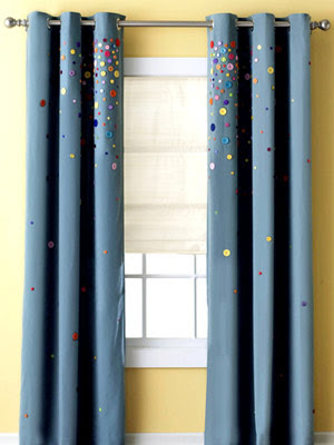 Designing home 5 kids 39 window treatments with a twist Bhg s