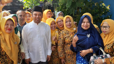 Tekan Angka Putus Sekolah, Walikota Tangerang Buka Launching Tangerang Cerdas Di SMP N 24 Pondok Bahar