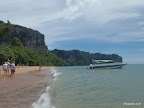Ao Nang - Strand + Klippen = Thailand