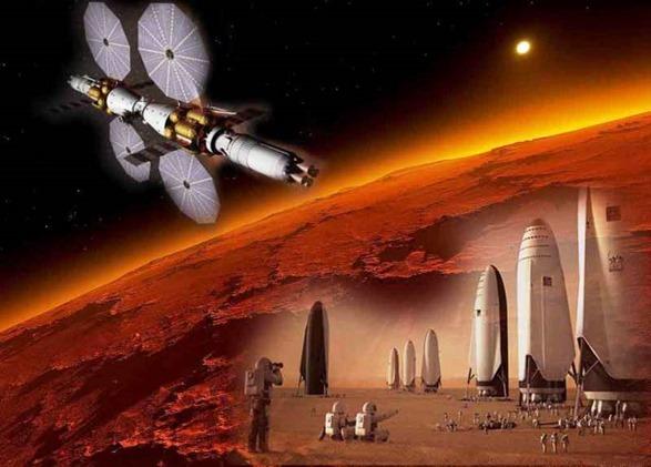 Devemos colonizar Marte para preservar a espécie humana
