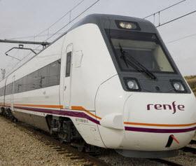 Obras de mejora de la electrificación entre Madrid y Ávila