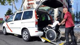 Convocatoria de 300 licencias para taxis adaptados a PMR o Eurotaxis