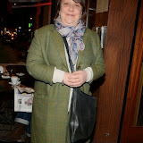 OIC - ENTSIMAGES.COM - Kathy Burke at the Contact.com Press night at the Park theatre London 15th January 2015 Photo Mobis Photos/OIC 0203 174 1069