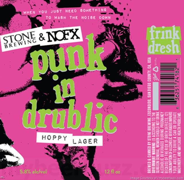 Stone Dropping NOFX Beer Sponsorship After Las Vegas Shooting Jokes