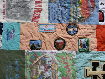 Applique memory quilts by molly