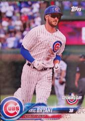 Sport Card Collectors Review2018 Topps Opening Day Baseball