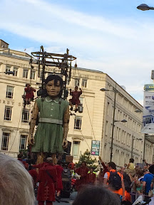 Liverpool Giants, July 2014