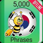 Learn Korean - 5000 Phrases 2.6.1