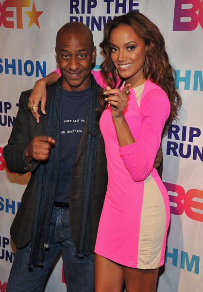 selita ebanks rip the runway. SELITA EBANKS