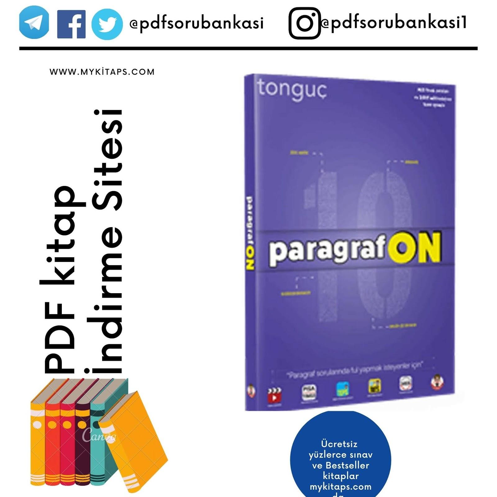Tonguç Parargaf On LGS PDF indir