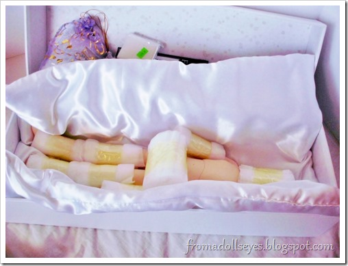 Unboxing the Doll Family H 45 cm. boy bjd body.