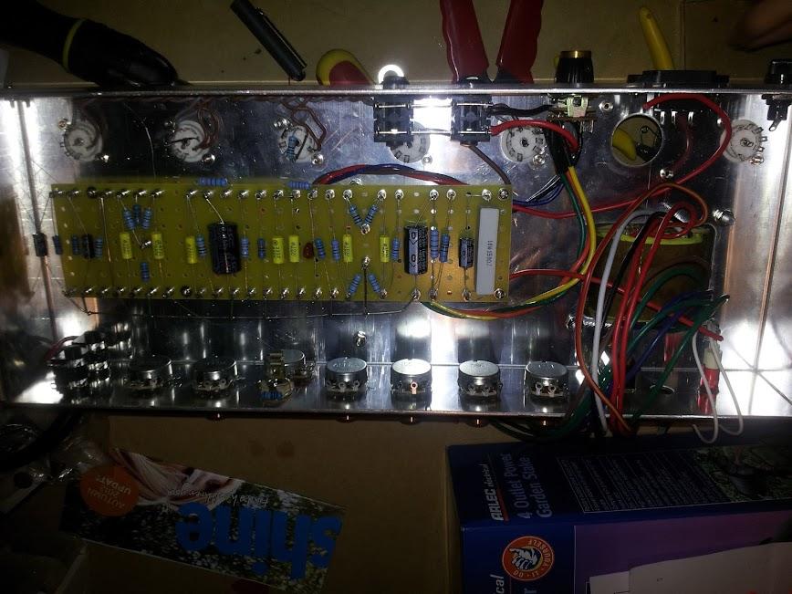 18 watt clone - TMB channel hum, buzz and swirl | My Les Paul Forum