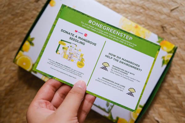 Patty Villegas - The Lifestyle Wanderer - Garnier PH - Mangrove Seedling - Lazada - Planet Cora - Sustainable - Skincare-2