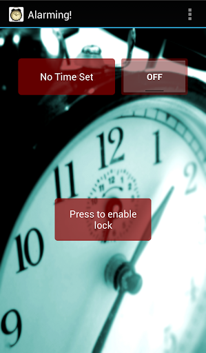 Unstoppable Alarm