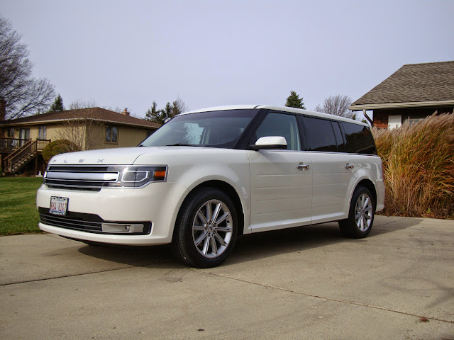 Out Of The Black And Into The White Ford Flex Forum