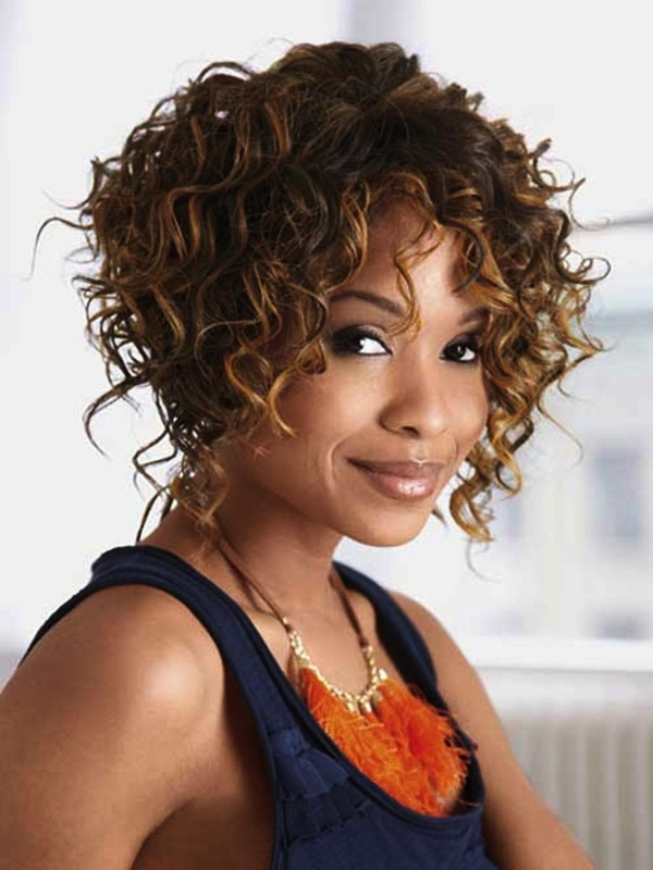 short curly hairstyles for black women 2016 Real Hair