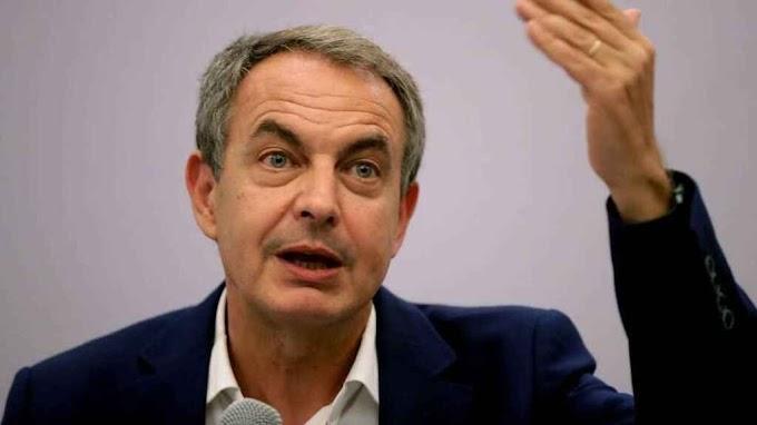 Zapatero sale en defensa del régimen marroquí y pide al pueblo saharaui que renuncie a su derecho de autodeterminación.