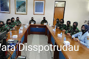 Wakil Kepala Staf TNI AU : Bahagia Itu Damai