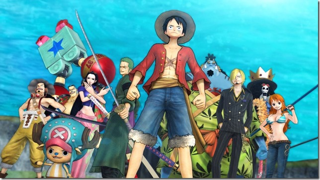 20180311_ONE PIECE PIRATE WARRIORS 3 Edición Deluxe
